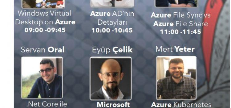 Azure File Share ve File Sync Hakkında Eğitim Videosu